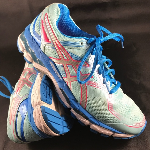 MINT Asics GEL Survivor 3 Blue Lt Blue womens 7.5